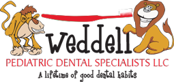 Logo for Pediatric Dentist Dr. Lauren Weddell